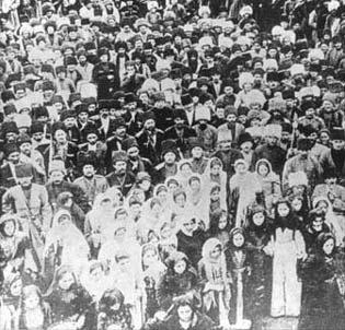 11mayis1918 - cecenler cumhuriyetin kuruluşunu kutluyor