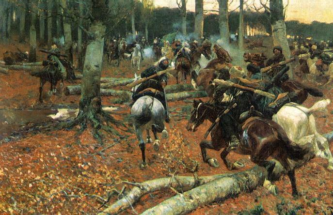 Franz Robuant- Kafkas Rus Savaşı