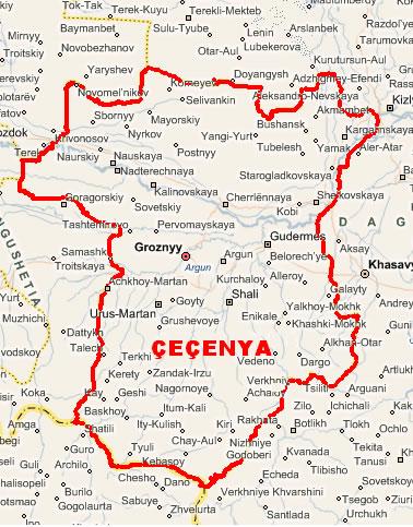 Çeçenistan Cumhuriyeti