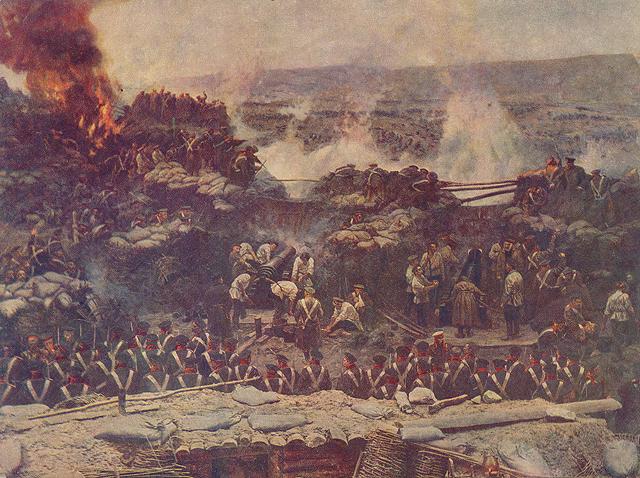 Kırım Kuşatması Malakhov
